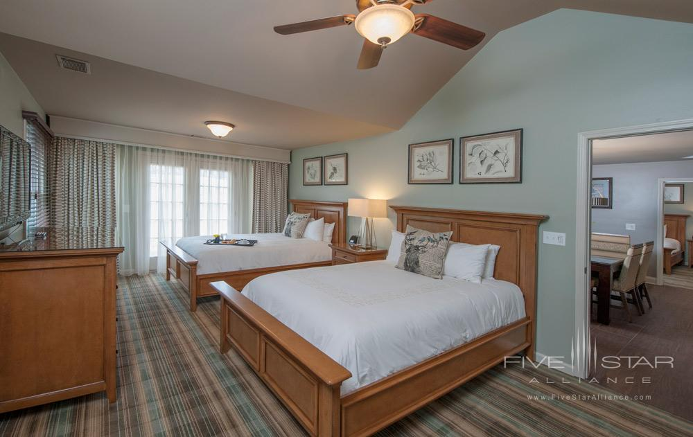 Twin Guest Room at Chateau Elan Winery and ResortBraseltonGA
