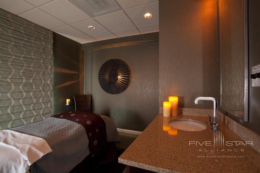 Spa Treatment Room at Chateau Elan Winery and ResortBraseltonGA