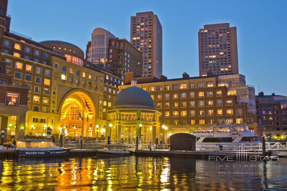 Boston Harbor Hotel, Boston, MA