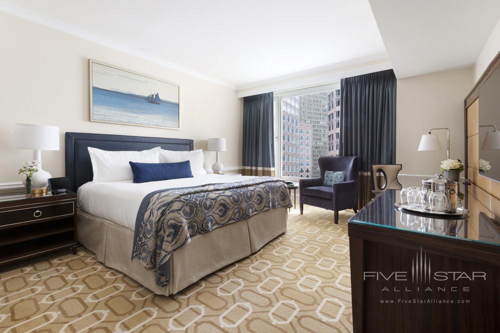 Superior City View Guest Room at Boston Harbor Hotel, Boston, MA