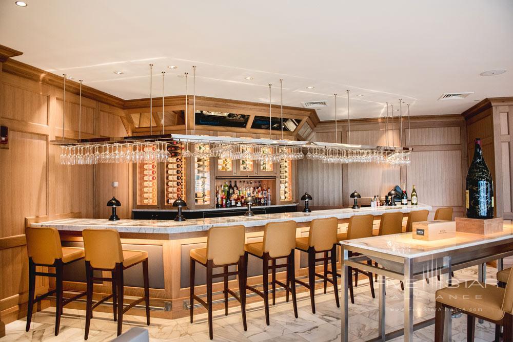 Meritage Bar at Boston Harbor Hotel, Boston, MA