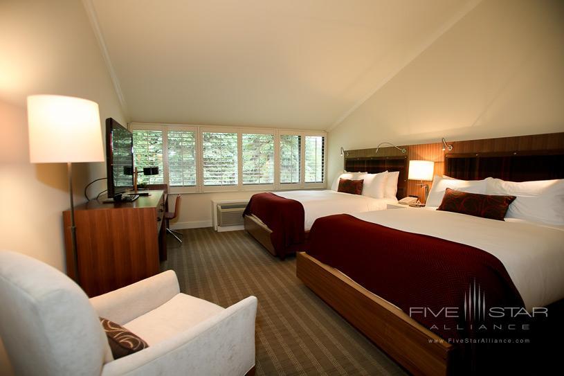Executive Queen Guestroom