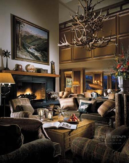 Tender Foot Lounge with Fireplace
