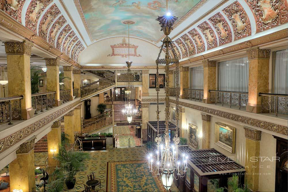 The Pfister Hotel DowntownWI