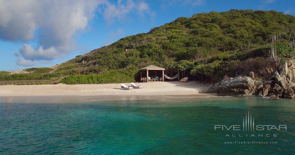 Beach at Peter Island Resort & Spa