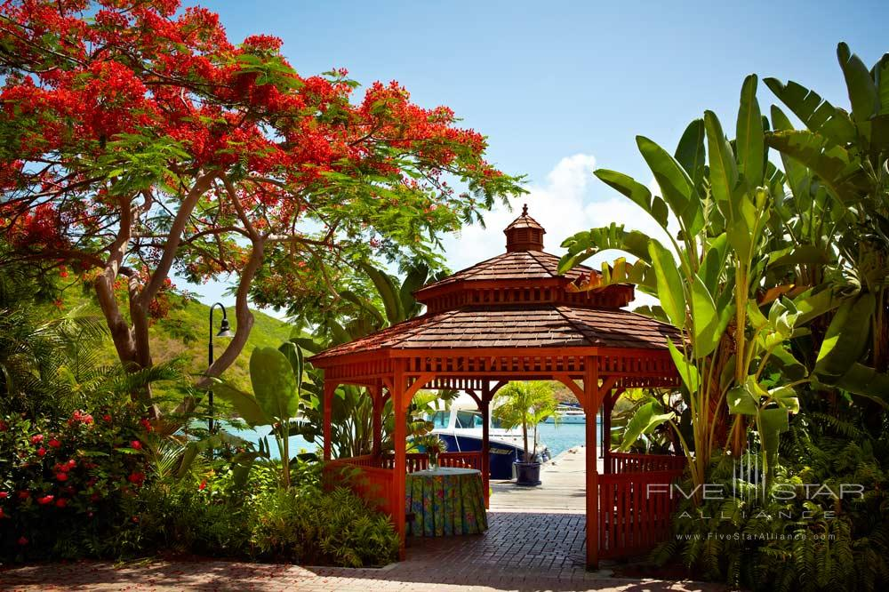 Marina Entrance at Peter Island Resort & SpaPeter IslandBritish Virgin Islands