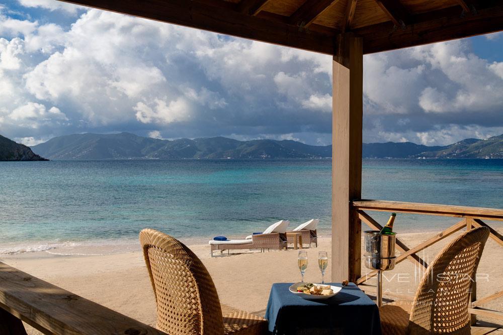 Outdoor Dining at Peter Island Resort & SpaPeter IslandBritish Virgin Islands
