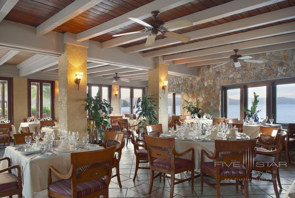 Tradewinds Restaurant at Peter Island Resort & SpaPeter IslandBritish Virgin Islands