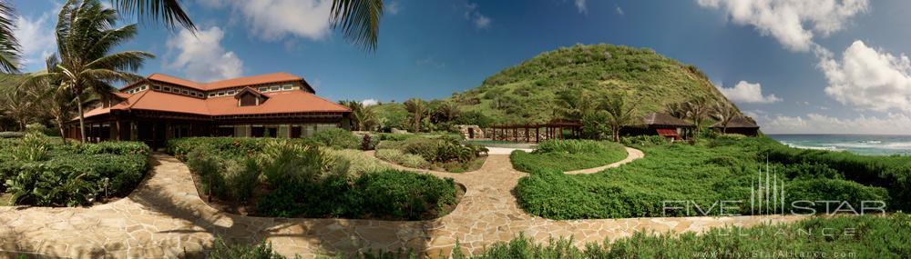 Spa Exterior at Peter Island Resort & SpaPeter IslandBritish Virgin Islands