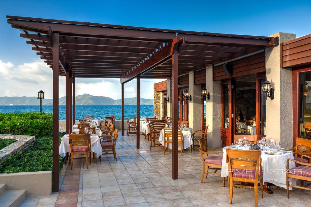 Dining at Peter Island Resort & SpaPeter IslandBritish Virgin Islands