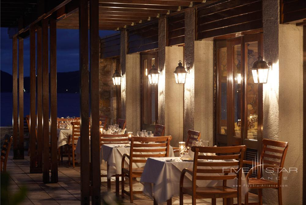 Tradewinds Restaurant at Peter Island Resort & SpaPeter IslandBritish Virgin Islands