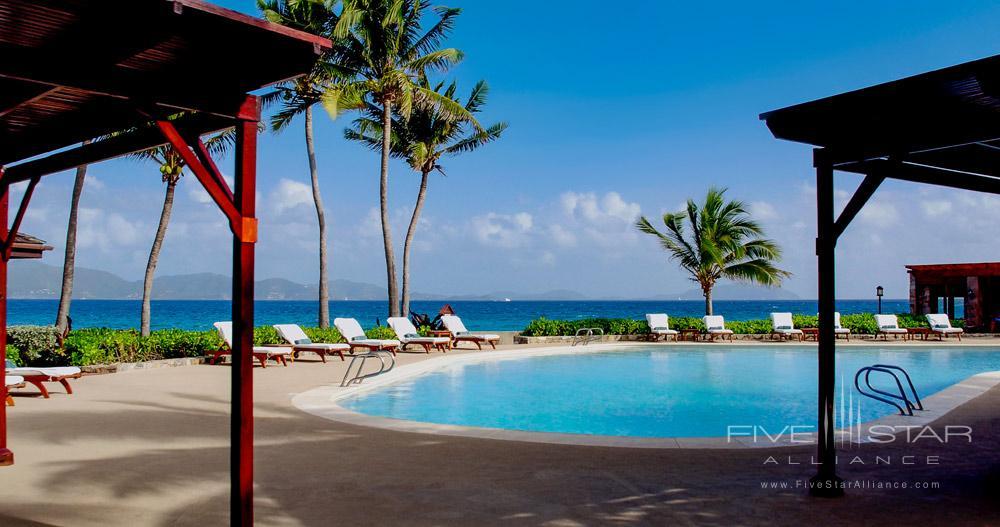 Outdoor Pool at Peter Island Resort & SpaPeter IslandBritish Virgin Islands