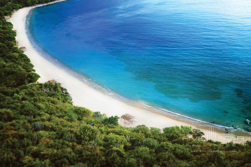 Peter Island White Bay Beach at Peter Island Resort & SpaPeter IslandBritish Virgin Islands
