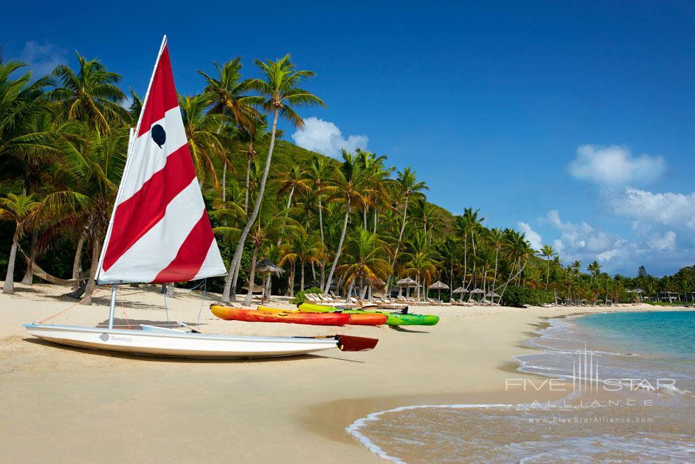 Water Sports at Peter Island Resort & SpaPeter IslandBritish Virgin Islands