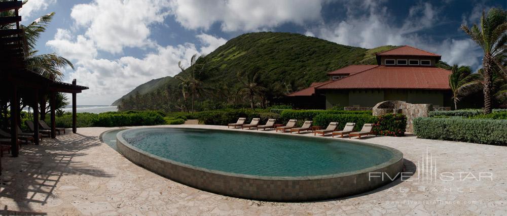 Spa and Pool at Peter Island Resort & SpaPeter IslandBritish Virgin Islands