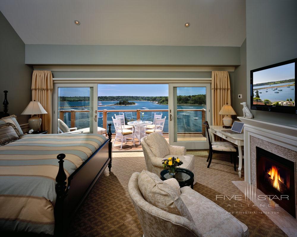 Round Cove Suite at Wequassett InnMA