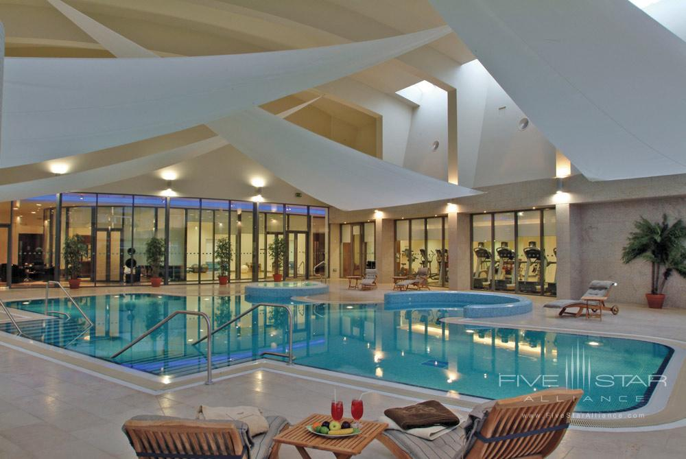 Indoor Pool at The K ClubCounty KildareIreland