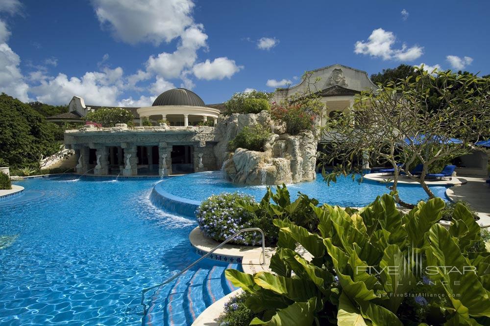 Sandy Lane Hotel, Barbados