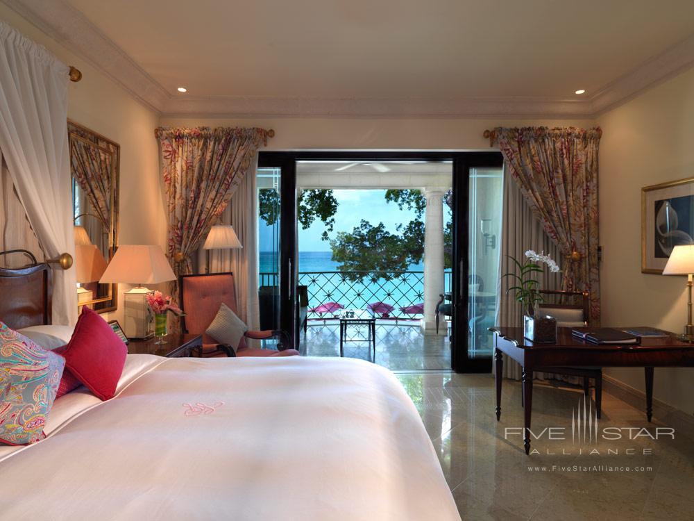 Ocean Guest room at Sandy Lane HotelBarbados