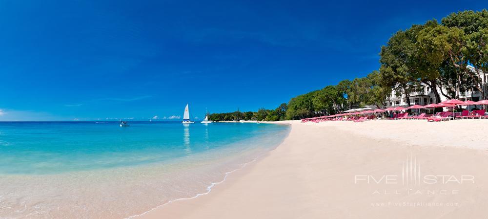 Sandy Lane Hotel Beach, Barbados