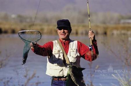 Fisherman Shot
