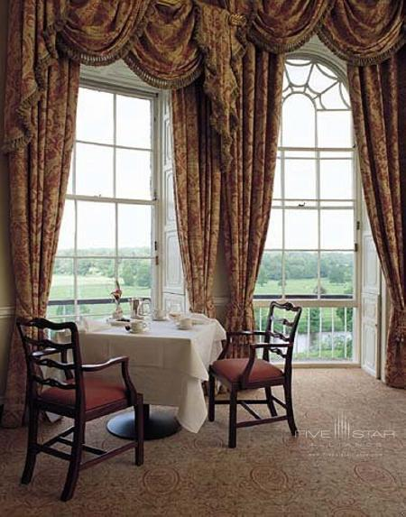 Lady Helen Dining Room Table for 2 at Window