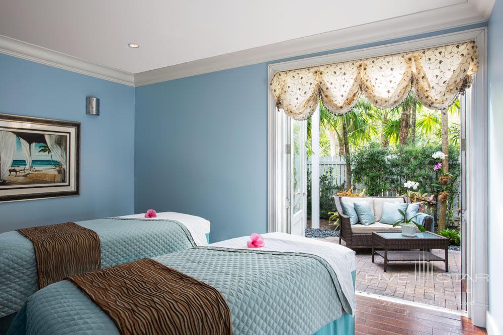 Couples Massage Room at Sunset Key CottagesKey WestFL