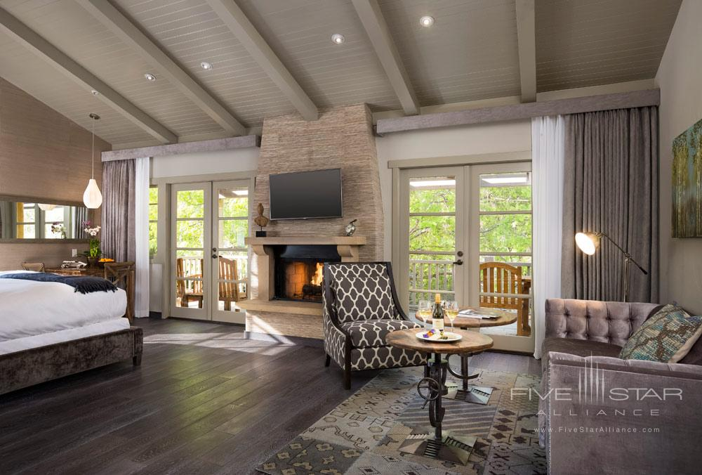 Bernardus Lodge New Room at Bernardus Lodge Carmel ValleyCA