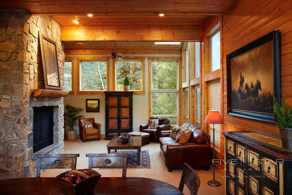 Guestroom at Sundance Resort, Utah
