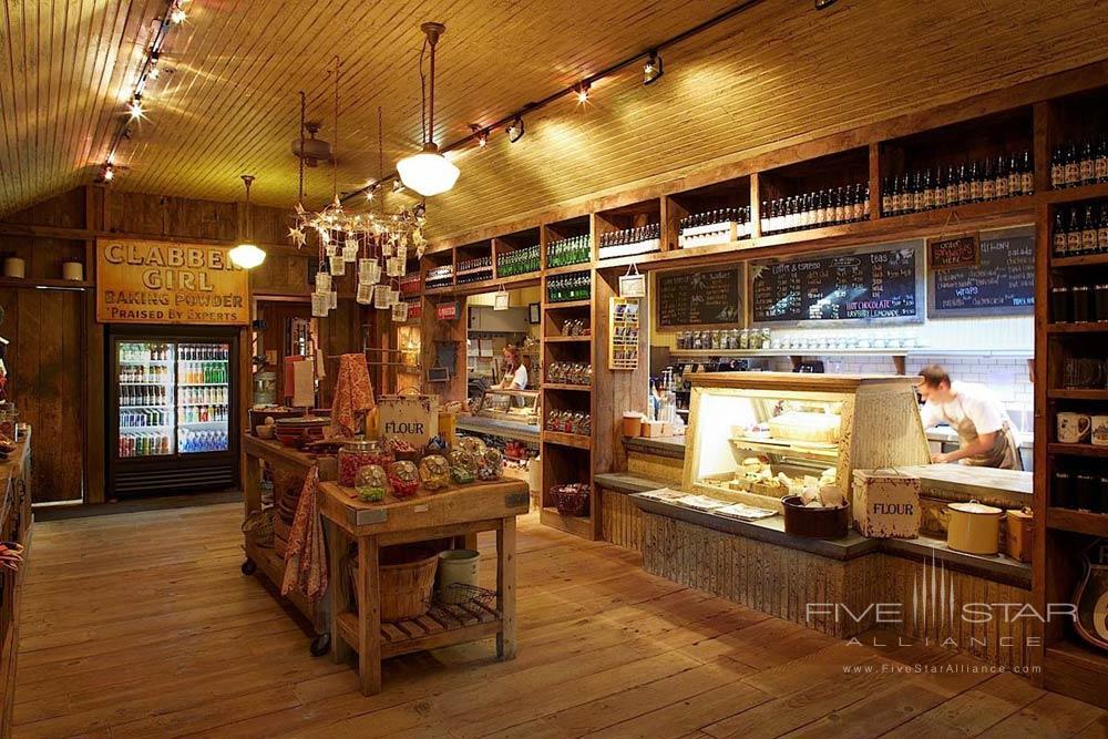 Deli at Sundance Resort, Utah