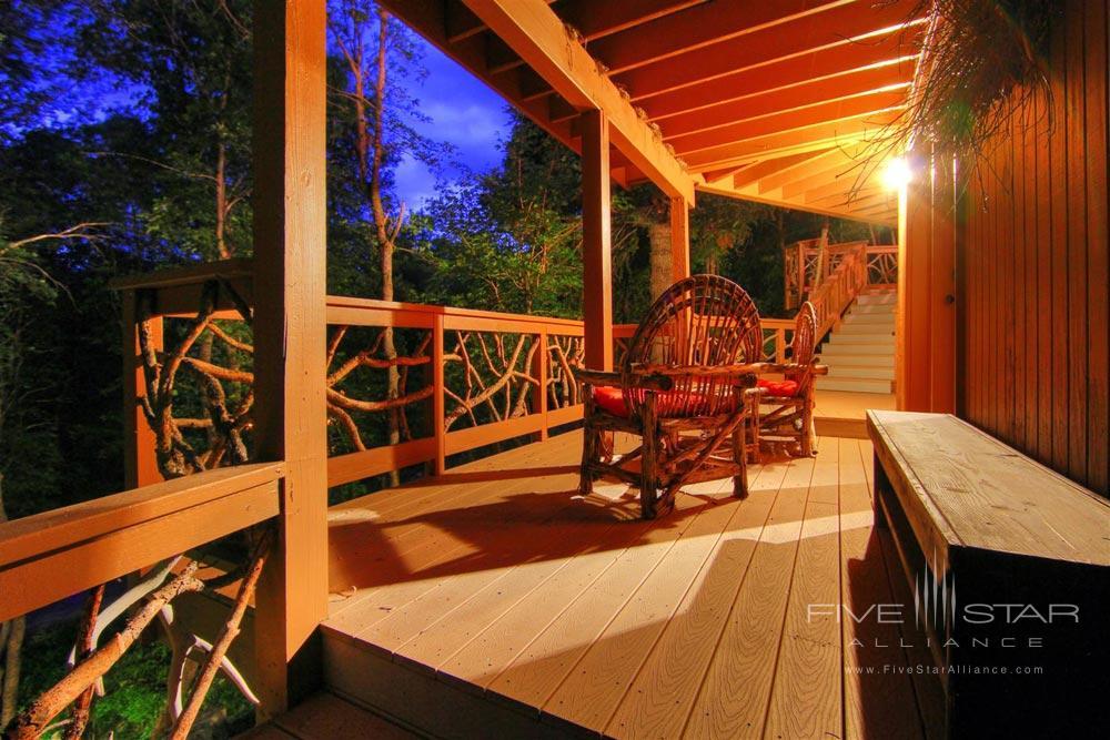 Guestroom Private deck at Sundance ResortUtah