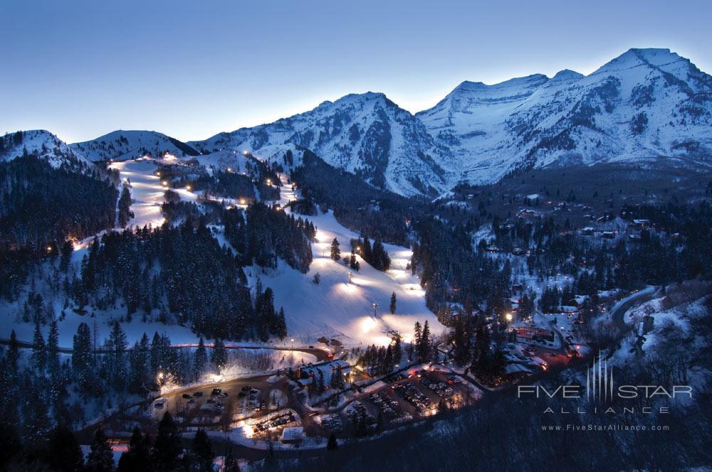Sundance Night Ski at Sundance Resort, Utah