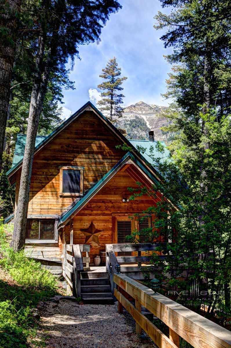 Balsam outside view at Sundance Resort, Utah