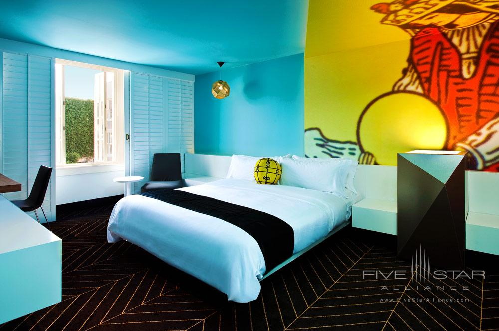 Wonderful Room at W New Orleans French Quarter