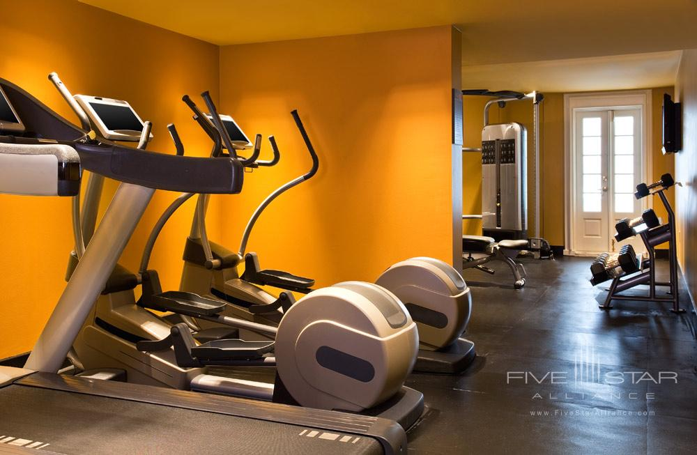 Gym at W New Orleans French Quarter