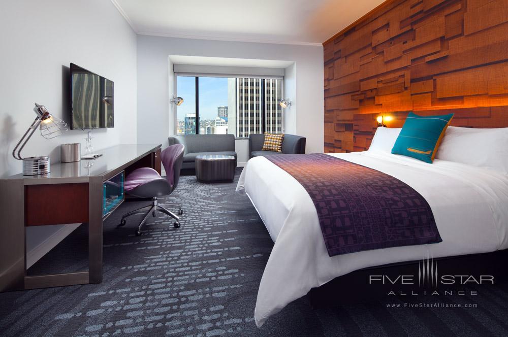 Guest Room at W SeattleWashington