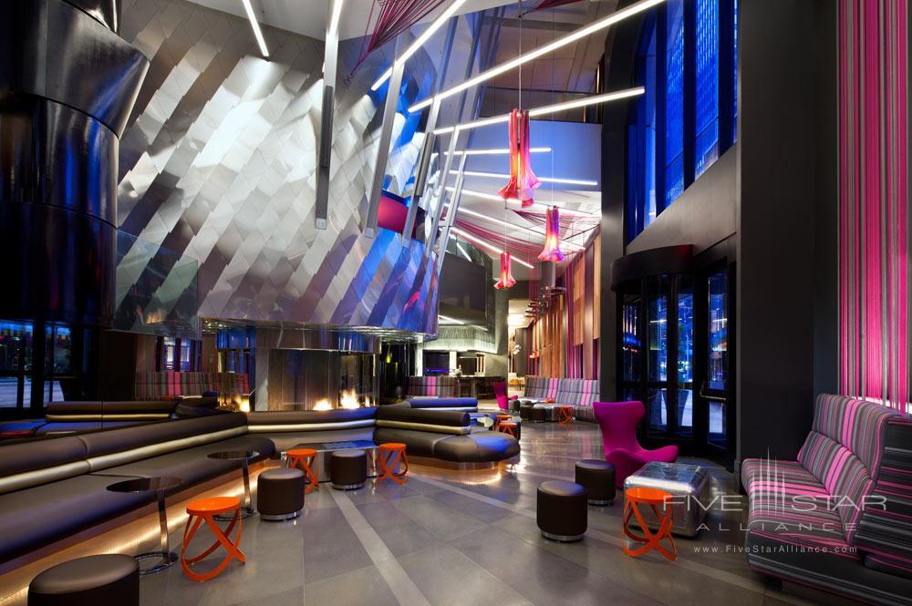 Lounge at W SeattleWashington