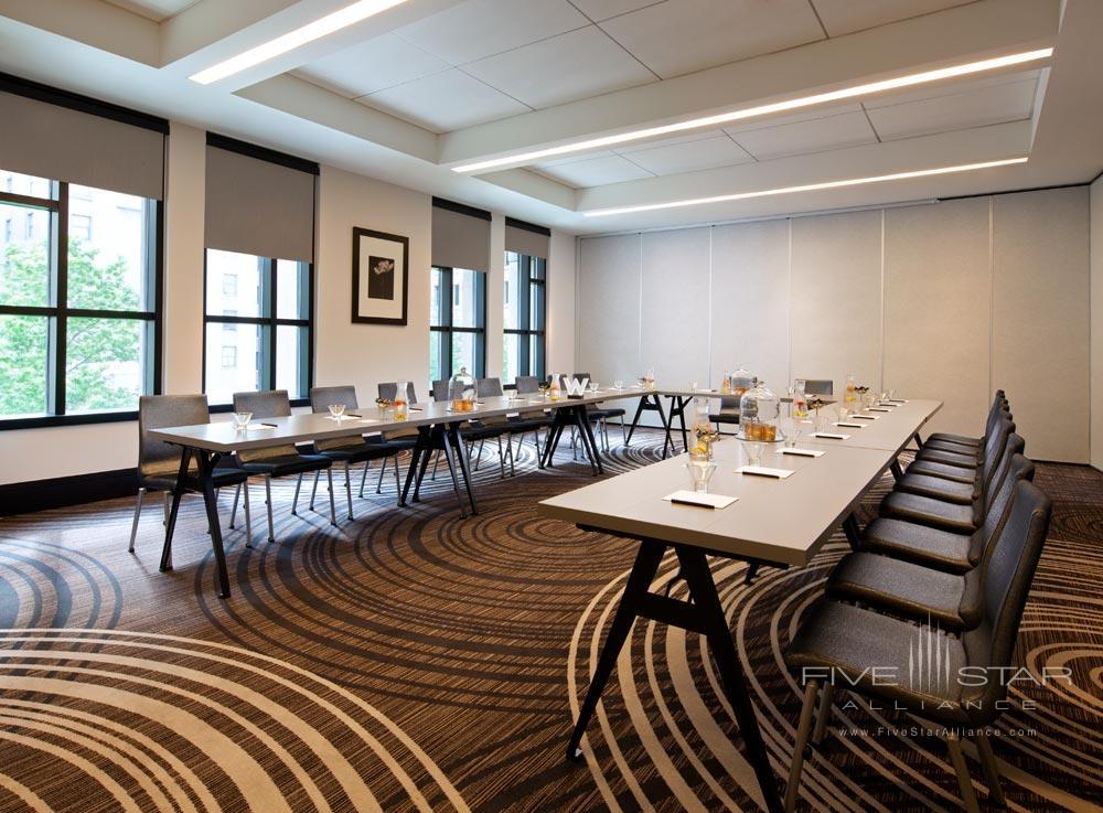 Meeting Room at W SeattleWashington