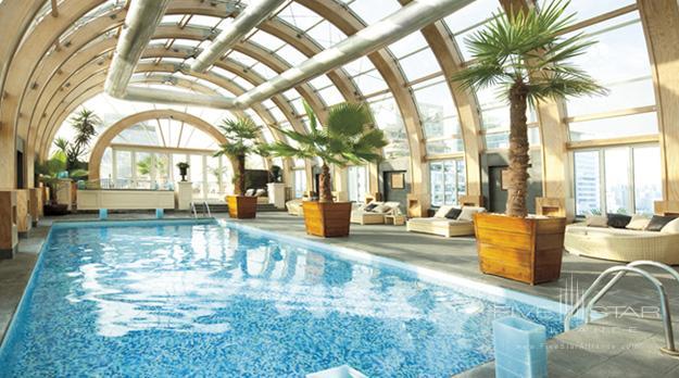 The Ritz-CarltonSantiago Indoor Pool