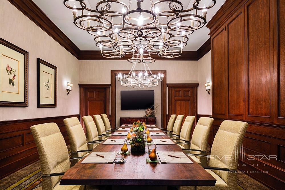Meeting Room at The Ritz-CarltonReynoldsGreensboroGA