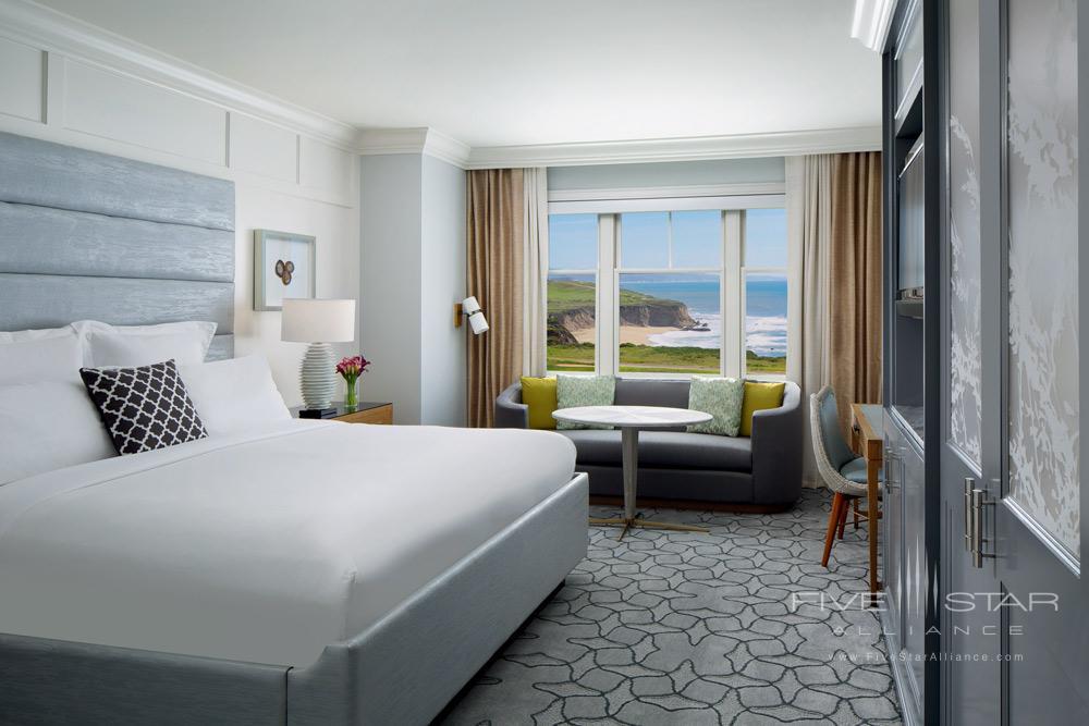 Guest Room at Ritz Carlton Half Moon Bay