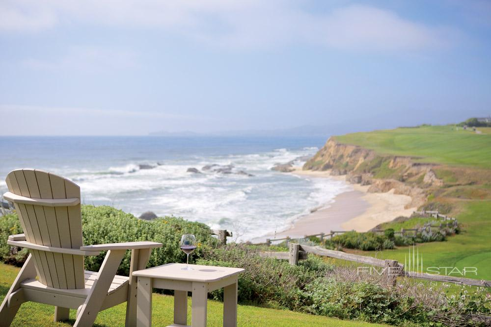 Lounge with Breathtaking View of Ritz Carlton Half Moon Bay
