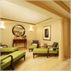 The Relaxation Room ath the Ritz Carlton Spa