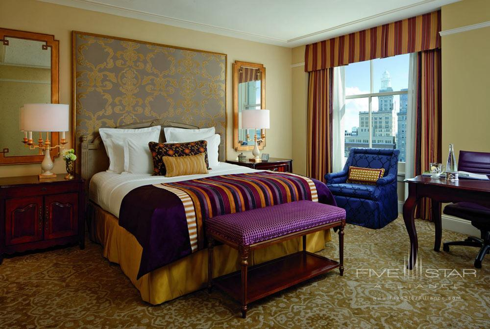 Guest Room with Views at The Ritz-CarltonNew OrleansNew OrleansLA