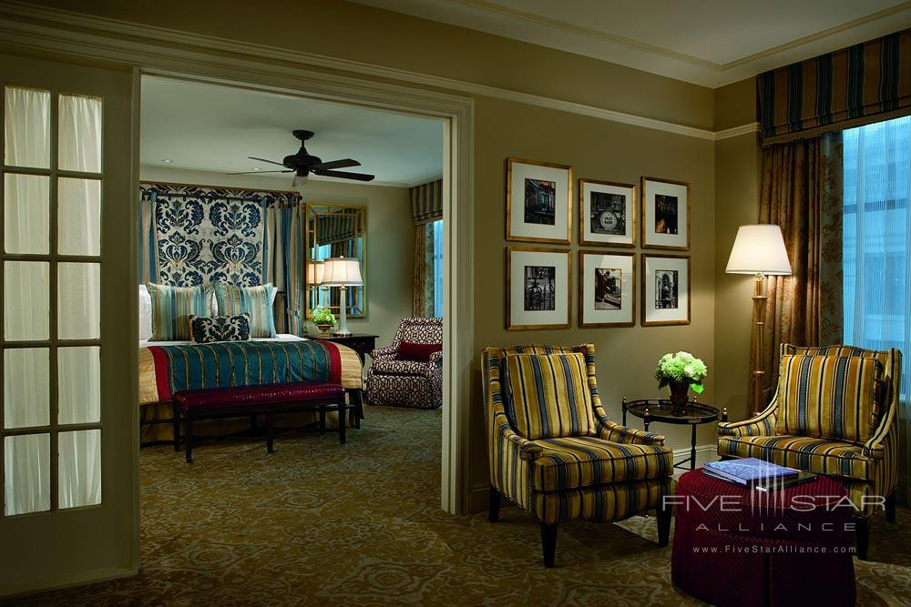 Suite at The Ritz-CarltonNew OrleansNew OrleansLA