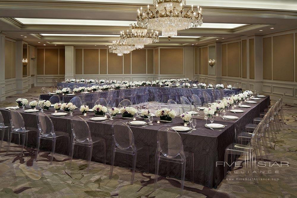 Meeting Room at The Ritz-CarltonNew OrleansNew OrleansLA