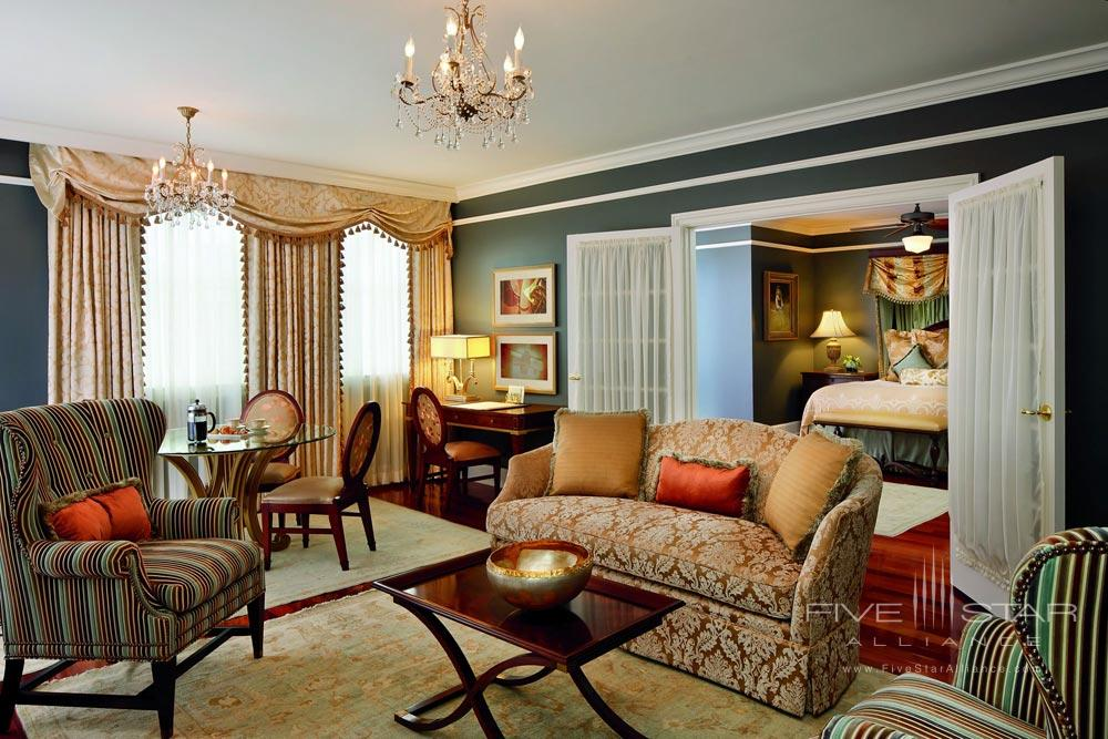 Suite Lounge at The Ritz-CarltonNew OrleansNew OrleansLA
