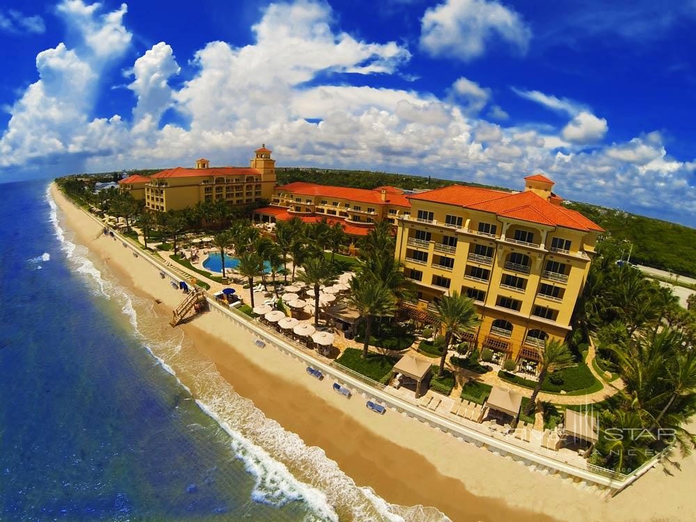 Overview of Eau Palm BeachManalapanFlorida