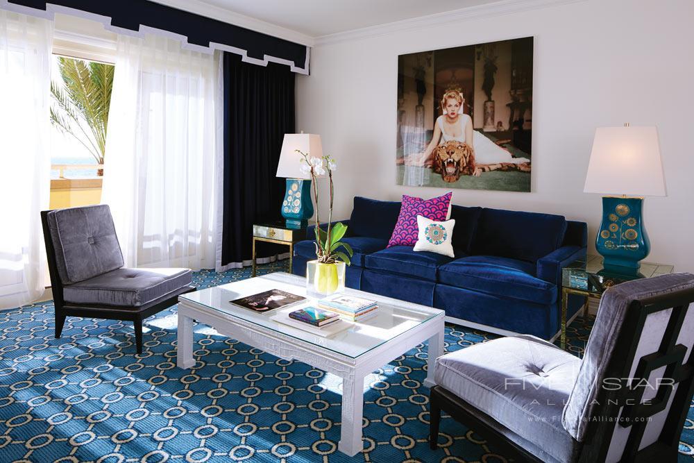 Junior Suite Living room at Eau Palm BeachManalapanFlorida