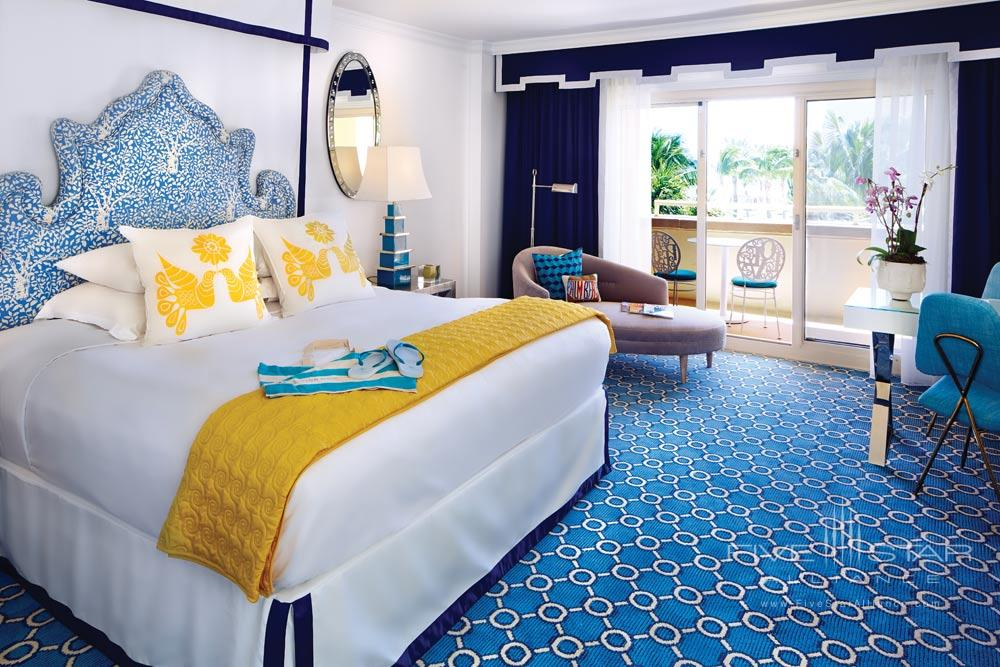 Junior Suite guestroom at Eau Palm Beach, Manalapan, Florida